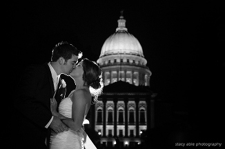 Concourse Hotel Wedding Madison Wisconsin Wedding Photographers