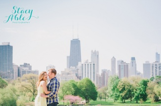lincoln park chicago engagement wedding photographers