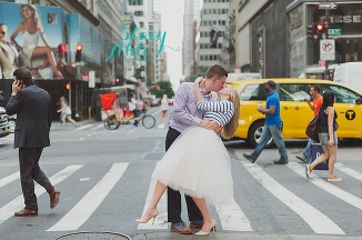 New York City West Village Engagement Photography
