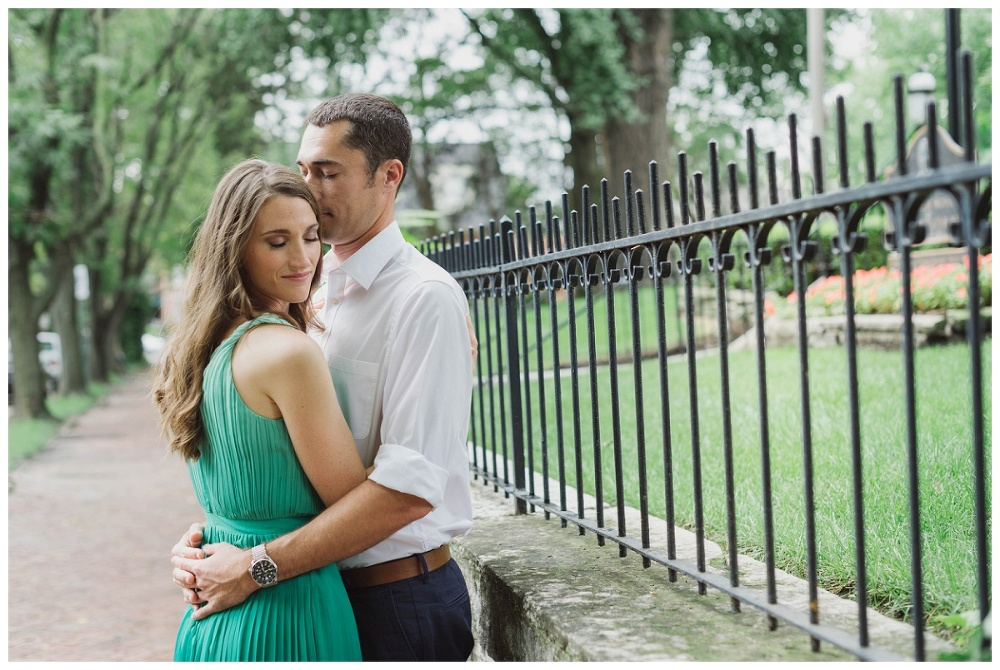 indianapolis wedding engagement photography