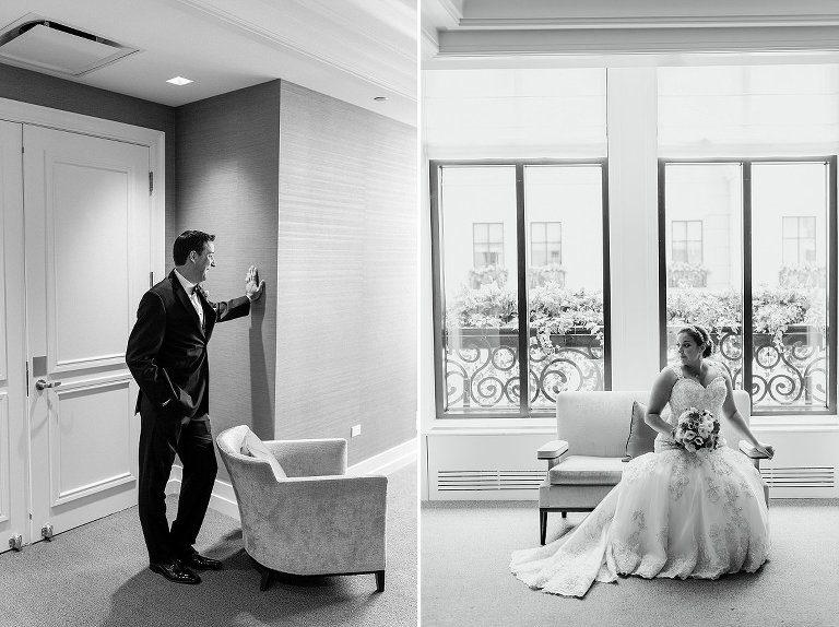 Waldorf Astoria Chicago Wedding by Stacy Able Photographer