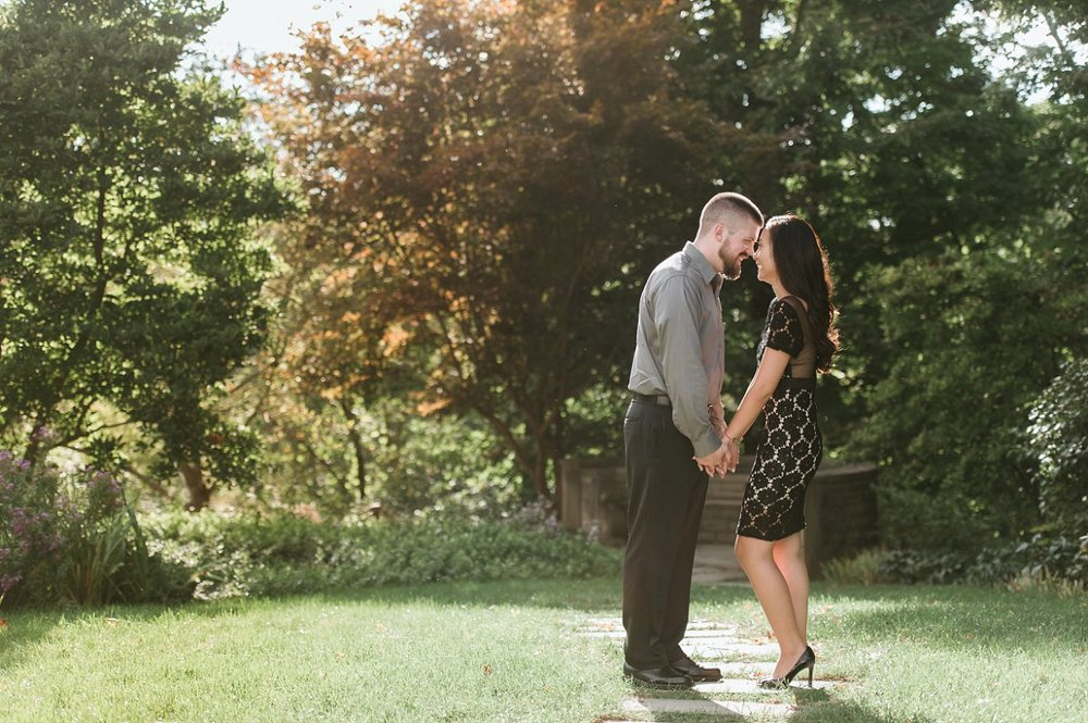 indianapolis midwest engagement fall photography