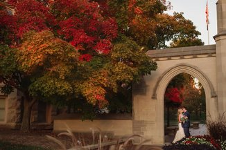 IU Bloomington Indiana Wedding Photographer
