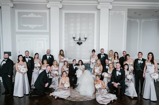 luxury chicago wedding photographer