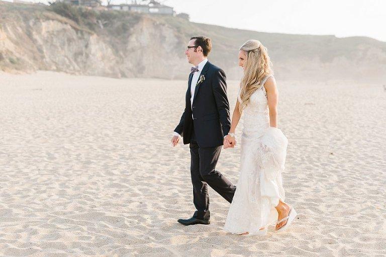half moon bay montara California destination wedding