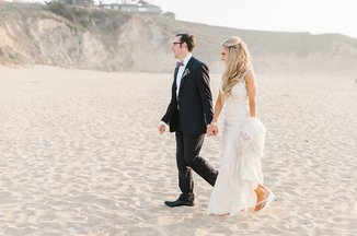 half moon bay montara California destination wedding