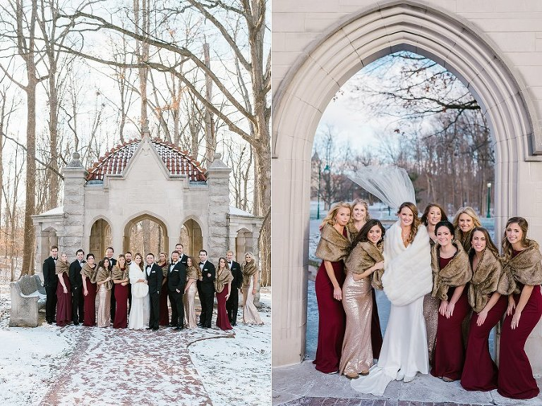 IU Bloomington Wedding Photography