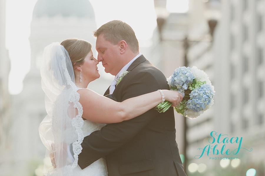 Indiana Historical Society Summer Wedding Photography 30