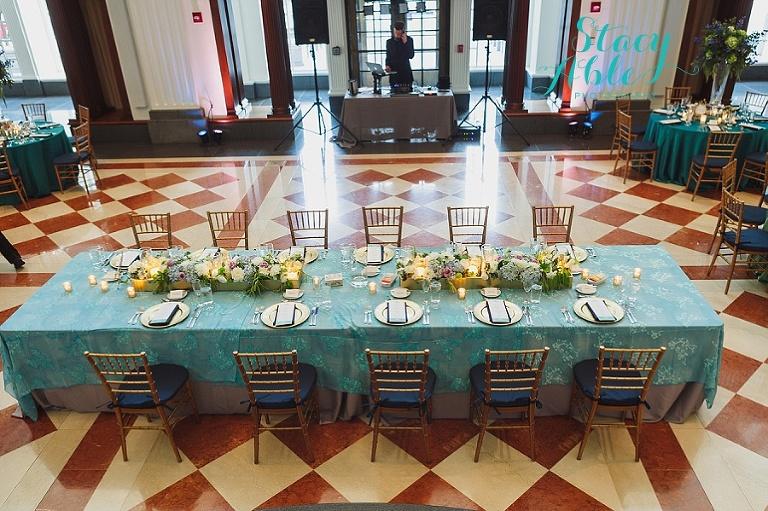 Indiana Historical Society Wedding - Unique Wedding Ideas
